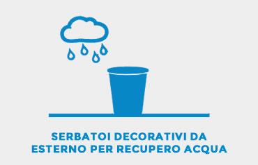 Watersaving It Serbatoi Per Recupero Acqua Piovana Irrigazione