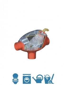 Kit filtro autopulente KIT G-3 Platin - Filtro automatico per Platin