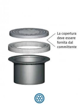 Supporto Telescopico per coperchio - BEGU