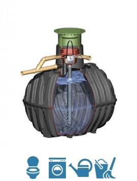 Kit filtro a cestello KIT-G-2